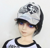 Free shipping 4 size 1/3 1/4 1/6  high quality fashion cloth bjd cap
