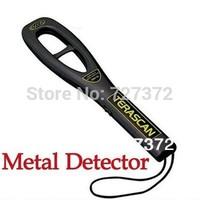 New TERASCAN Portable Security Hand held Metal Detector Alarm Scanner