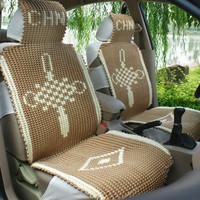 Hand-knitted car cushion viscose car mats auto supplies four seasons mat four seasons general summer seat cushion