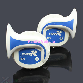 Free Shipping New Universal Loud Horn For Car Truck Boat Motorcycle Vehicle Rv 12 Volt