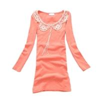 Free shipping!/2014 new summer Fashion women cotton long sleeve shirt/Hot Sale!