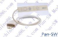 Masimo LNOP adult disposable spo2 sensor , 10 pcs/lot,TPU jacket, wholesale or ratail