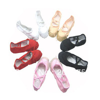 wholesale 10 pair /lot free shipping Dance Ballet shoes baby shoes
