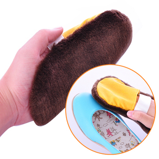 Household goods home portable artificial wool shoe glove shoes