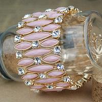 Luxury full rhinestone honourable bracelet girlfriend gift gifts