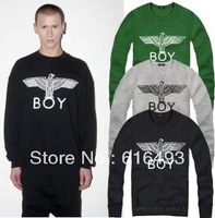 New BOY LONDON Inkigayo Bigbang trend Eagles letters couple models Sweat Jacket and hoodies