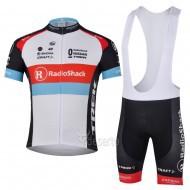 Livraison gratuite! Gros 2013 Radio Shack vélo de vêtements de cuissard / cyclisme porter / vêtements de cyclisme / vélo Jersey / taille : xxs - 4xl(China (Mainland))