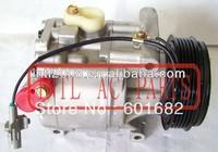 Auto AC Compressor SC06 Fiat 500 Bravo Idea Panda Punto STILO Lancia Musa 46782669 51747318 850573N 442100-4000 5A7875000