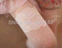 Jacquard lace stockings pantyhose stockings thigh