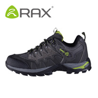 Rax  Men Outdoor Hiking Breathable Shoes (Homen Sapatos) Walking Travel  Slip-resistant Sports Shoes EUR:39-45