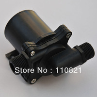 DC50F-1280S DC 12V 3.6A 43.2W Brushless Magnetic Drive Centrifugal Submersible Oil Water Pump 1000L/H 8M/26ft