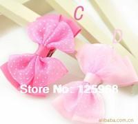 Freeshipping!2013 Wholesale 24pcs/lot New Cute Bows Hair clips/Kids/Children/Baby/Girls/Princess/Hair Pins/Hair Accessories