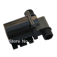DC 12V 1.1A 13.2W Brushless Magnetic Drive Centrifugal Submersible Oil Water Pump 840L/H 3M/9.7ft DC40C-1230