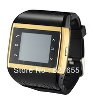 Q1 1.4inch Touch Screen Quad Band Bluetooth Watch Mobile Phone