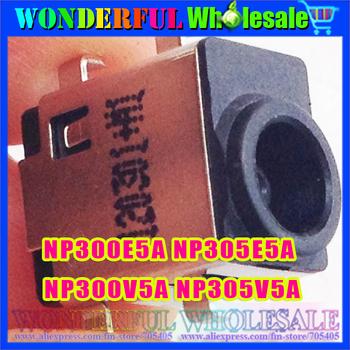 Orginal New Laptop DC Power Jack,Power Socket Connector for Samsung NP300E5A NP305E5A NP300V5A NP305V5A Plug