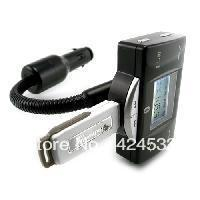 Free Shipping Car MP3 Player Bluetooth Handsfree - FM Transmitter