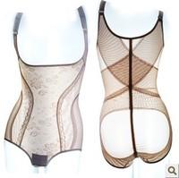 Free shipping  breathable seamless underwear corset  slimming underwear  bodysuit  building underwear ladies shapewear