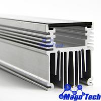 DHL/FEDEX /EMS Free shipping- 100CM  LED  washwall  Light housing for  48W  wash wall profile heatsink
