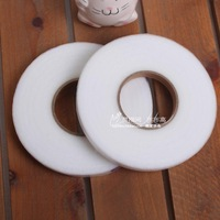 Diy accessories patchwork cloth double faced adhesive fusible interlining 1cm width,each roll 90yards,price for 10rolls