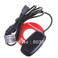 Free shipping Wireless Gaming Receiver for Microsoft  XBOX360 PC