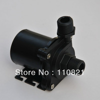 DC50E-24150A DC 24V Brushless Speed Adjustable Oil Water Pump 1200L/H Magnetic Drive Centrifugal Submersible 15M/49ft 3.6A 86.4W