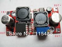 DC Auto Boost Buck Converter 3-35V to 1.25-30V 2A 18W Full Range Regulator Step-up Step-down Power Supply Module LM2587