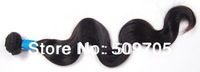 brazilian virgin hair body wave 14''-24'' mixed length 6a unprocesse human hair extensions brazilian hair weaves