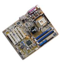FOR ASUS P4P800 SE Motherboard Intel 865PE MCH skt 478 DDR1 Intel ICH5R 100% tested! 60 days warranty!