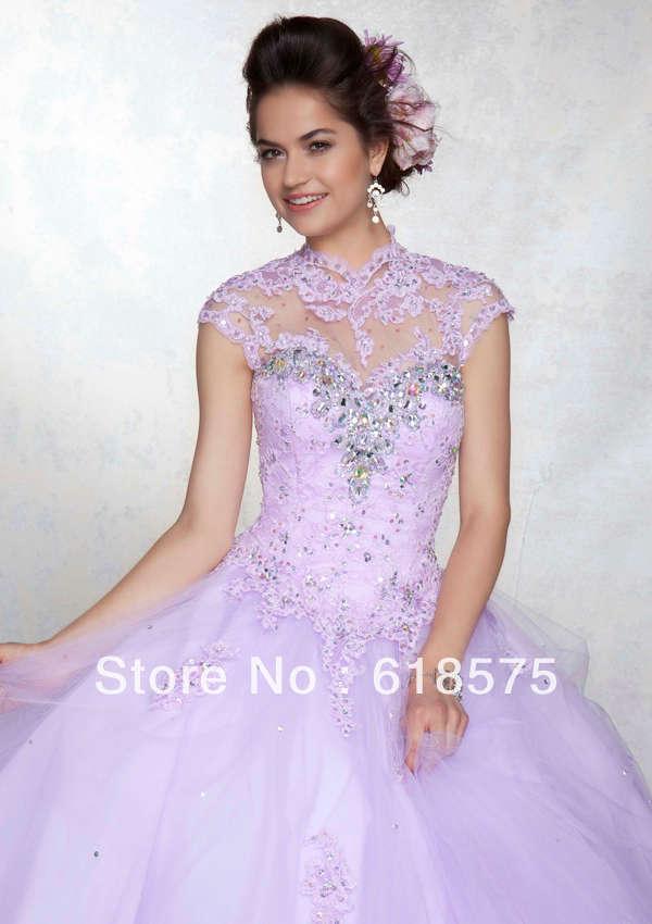 Light Purple Quinceanera Dresses Light Purple Quinceanera