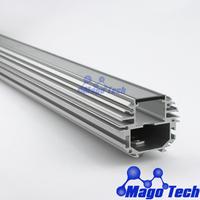 DHL/FEDEX /EMS Free shipping- 100CM  LED  wash wall  Light housing for  36W  48W wash wall profile heatsink