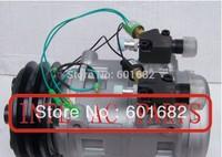 2PK DKS32 TM31 BUS A/C Compressor (kompressor) with Control Valve Compresseur compresor aire acondicionado TM31 BUS DKS32