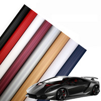 Carbon paper car sticker carbon fiber 3d refit three-dimensional film engine cover end cover