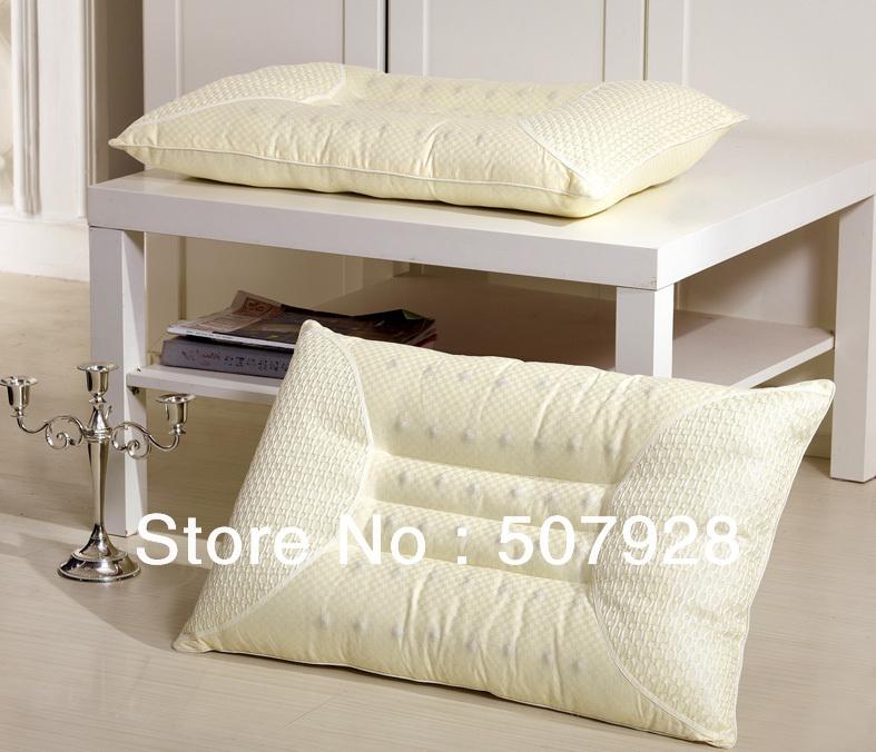 Bed pillow tourmaline health care(China (Mainland))