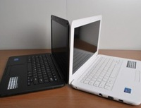 Free Shipping  laptop 13    Inch   1.86  GHZ  Main  Frequency  1G  160 G  Wirelss  Laptop PC    Support  Windows 7
