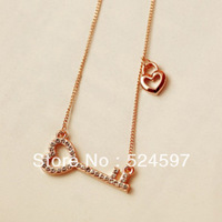 2015 New Fashion 18k gold plated Ronmatic necklace , Wholesale ,Fashion jewelry ,Factory prices,New promotion pendant SP0036