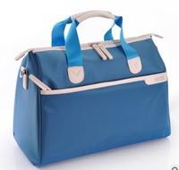Free shipping 2013 fashion women & men portable travel bag large capacity luggage handbag travel duffel bags