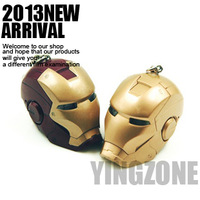 Classic hangings keychain for Iron man 3 / The avengers alliance classic pendant Free shipping