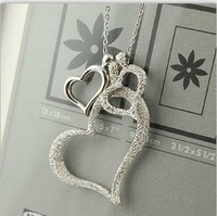 (Min order is $10)  queer accessories sand love necklace
