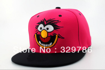 2013 New Arrival HotAnimal The Cabesa Punch Snapbacks hats Tasmanian Devil Huckleberry Hound Astro Jetson Wile E Coyote freeship(China (Mainland))