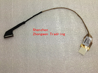 "New Free Shipping  Lcd Cable For Hp Compaq G56 G62 CQ56 CQ62 15.6"" cable	DD0AX6LC001 DD0AX6LC002"