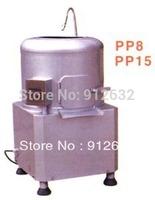 Electric potato peeling machine, potato peeler, leisure fast food equipment PEELING MACHINE