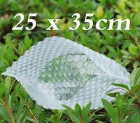 Free Shipping Wholesale 25 cmX35 cm (100 pcs / lot) PE bubble bags 253535