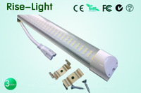 Free Shipping  Integration & Compatible tube 1500mm/1.5m T8 22W LED tube 336pcs SMD3528 , 3years warranty,Isolated Power Supply