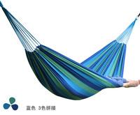 Free Shipping!! Canvas hammock outdoor casual indoor swing wild beach