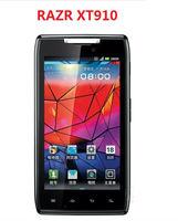Free shipping Original Moto RAZR XT910 Dual Core super thin android smart phone 1GB RAM 1080P Super AMOLED Corning Gorilla Glass