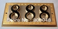 Wholesale custom house number; Room number; Number 888