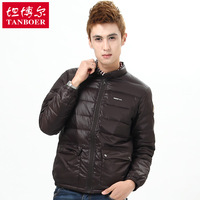 Hot salling Australia, United States Down coat male 2012 hoodless stand collar down coat down coat ta19371