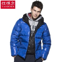 Hot salling Australia, United States 2012 down coat Men male short design hooded ta19333 disassembly