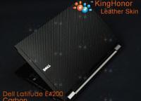 Original KH Special Laptop black carbon Cover Fit  Dell Latitude E4200