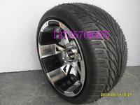 Atv refires aluminum rim - 12 tyre luxury rim
